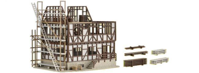 VOLLMER 6889 Fachwerk-Rohbau   Bausatz Spur H0