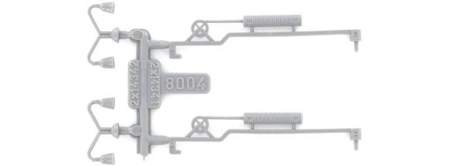 VOLLMER 8004 KETTENSPANNWERK | 2 Stück | Oberleitung Spur N