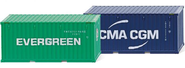 WIKING 001814 Container 20 Fuss | Zubehör 1:87