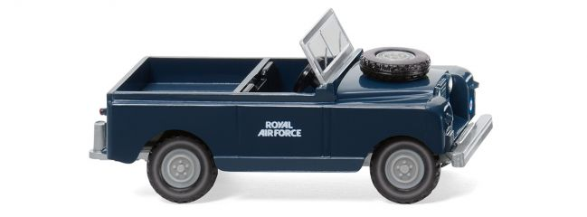 "WIKING 010004 Land Rover ""Royal Air Force"" 