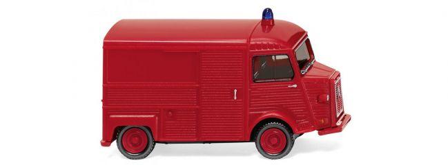 WIKING 026206 Feuerwehr - Citroën HY Kastenwagen | 1:87