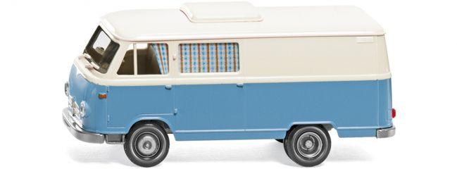 WIKING 027046 Borgward Campingwagen B611 | Automodell 1:87
