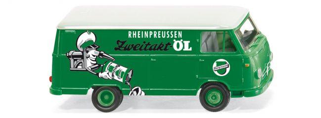 WIKING 027047 Borgward B611 | Kastenwagen | Modellauto 1:87