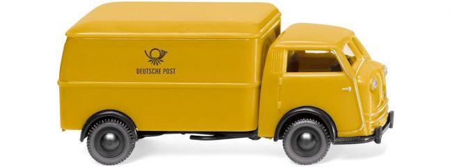 WIKING 033503 Tempo Matador Kastenwagen   Deutsche Post   Modellauto 1:87