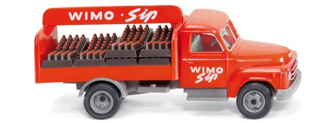 WIKING 034502 Getränke-Lkw | WIMO Sip | Spur H0