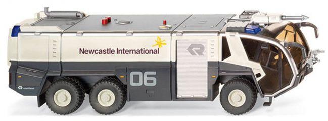 ausverkauft | WIKING 043002 FLF Rosenbauer Panther Modell Feuerwehr 1:43