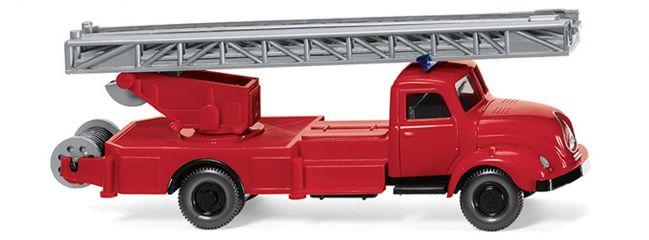 WIKING 062002 Feuerwehr - Drehleiter (Magirus S 3500) | 1:87