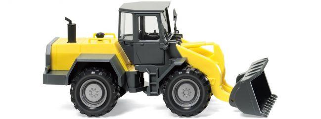 WIKING 065108 Liebherr Radlader gelb | Baumaschinenmodell 1:87