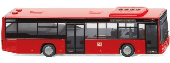 WIKING 070703 MAN Lion's City A78 Bus-Modell 1:87