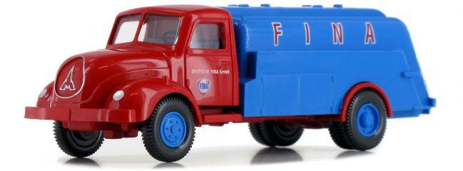 WIKING 078152 Magirus S3500 Tankwagen | FINA | Lkw-Modell 1:87