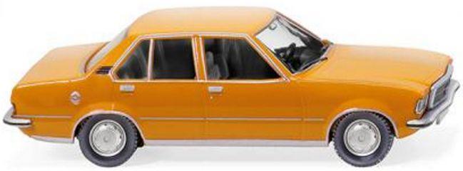 WIKING 079304 Opel Rekord D orange | Modellauto 1:87