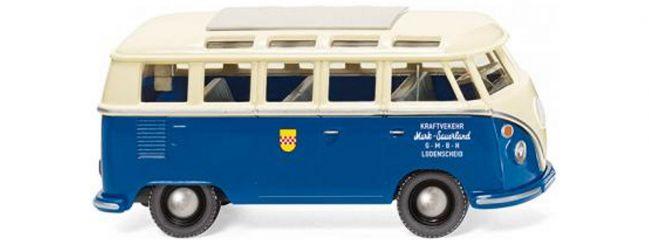 WIKING 079726 VW T1 Sambabus Mark Sauerland | Modellauto 1:87