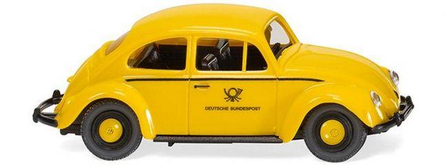 WIKING 081010 VW Käfer 1200 Post   Modellauto 1:87