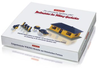 """WIKING 099094 Set """"ASG"""" 