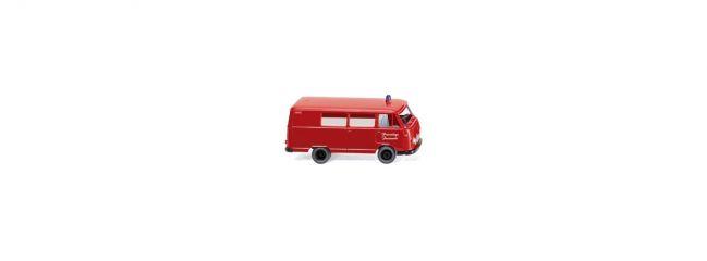 WIKING 086117 Feuerwehr - KTW Borgward B 611 Modellauto 1:87