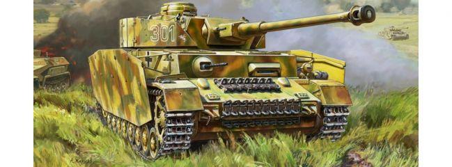 ZVEZDA 3674 Panzer IV Ausf.G (Sd.Kfz.161) | Panzer Bausatz 1:35