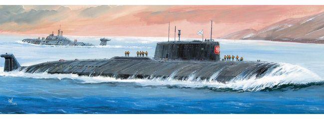 ZVEZDA 9007 Russisches Atom U-Boot K-141 Kursk | Bausatz 1:350