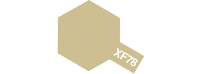 TAMIYA XF-78 Holzdeck Hellbraun matt 10ml
