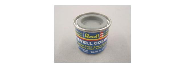 Revell 32147 Streichfarbe mausgrau matt # 47 Farbdose 14 ml