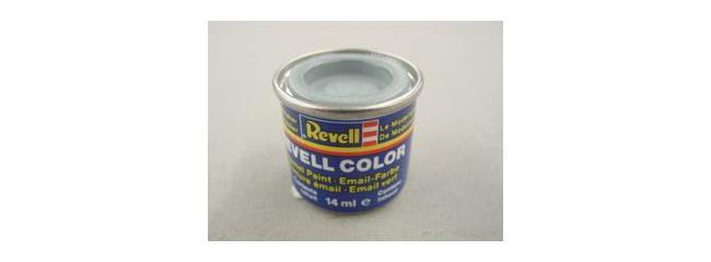Revell 32157 Streichfarbe grau matt # 57 Farbdose 14 ml