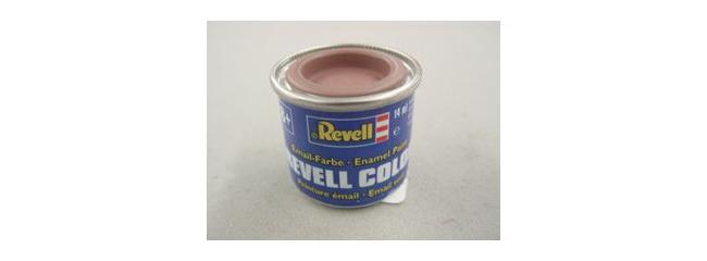 Revell 32183 Streichfarbe rost matt # 83 Farbdose 14 ml