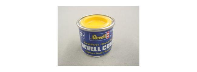 Revell 32310 Streichfarbe lufthansa-gelb seidenmatt # 310 Farbdose 14 ml