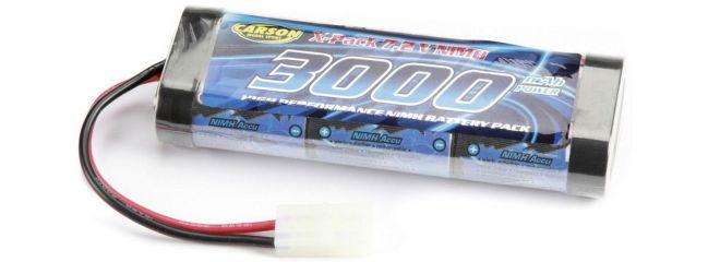 CARSON 500608022 Akku Stickpack   7,2 Volt   3000 mAh   NiMH   TAMIYA-Stecker