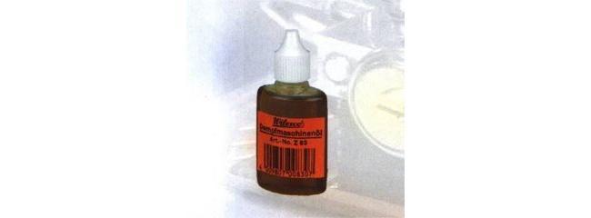 Wilesco 00801 Dampfmaschinenöl Z83 | 15 ml