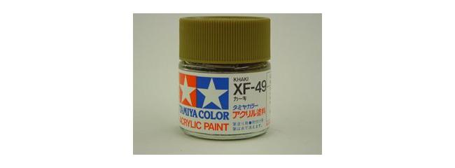 TAMIYA XF-49 khaki Streichfarbe #81349