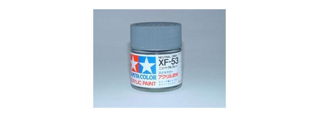 TAMIYA XF-53 grau neutral Streichfarbe #81353