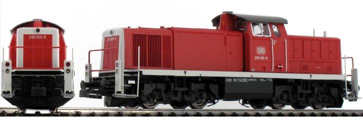 ausverkauft   BRAWA 41528 Diesellok BR 290 DB   DC analog   Spur H0