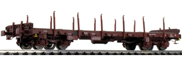 BRAWA 47118 Rungenwagen Rmmns SNCB | DC | Spur H0