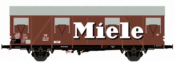 BRAWA 47285 Güterwagen Glmhs 50 Miele DB | DC | Spur H0