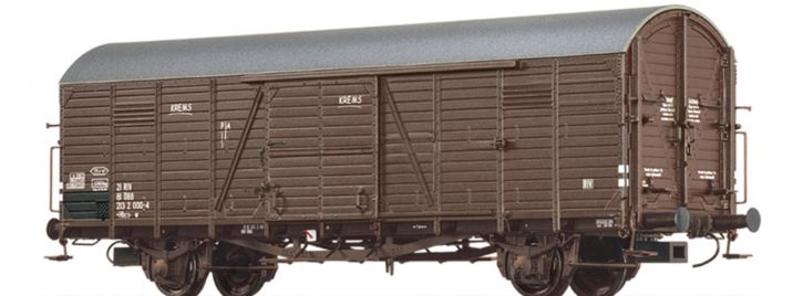 BRAWA 48747 Güterwagen HBCS-W ÖBB | DC | Spur H0