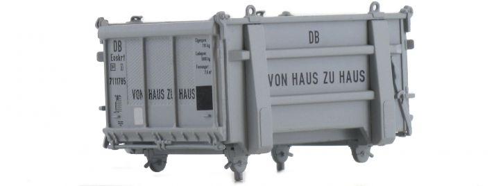 BRAWA 94704 Container Eoskrt 022 DB | Einzeln | Spur H0