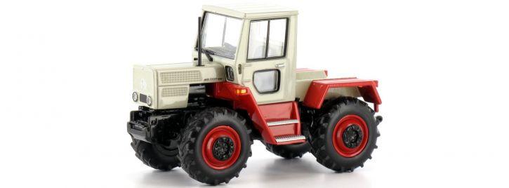 BREKINA 13700 MB Trac 800 grau/rot | Traktormodell 1:87
