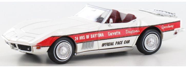 BREKINA 19984 Corvette C3 Cabrio Pace Car | Automodell 1:87