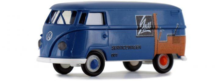 BREKINA 32726 VW T1b Kasten Still   Automodell 1:87