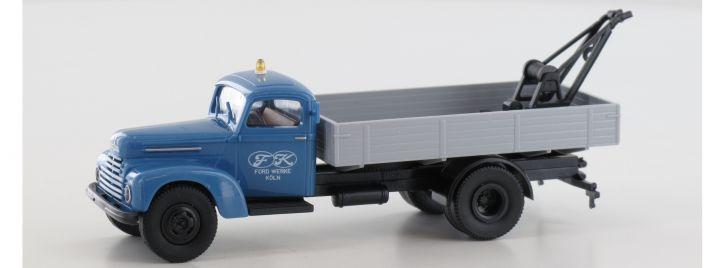 BREKINA 49033 Ford FK 3500 Abschleppwagen Ford Werke   Auto-Modell 1:87