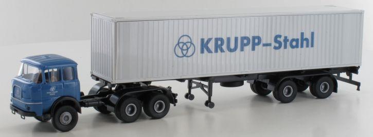 BREKINA 84130 Krupp SF 380 Krupp Stahl | LKW-Modell 1:87