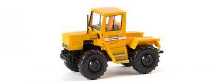 BREKINA 91370 Mercedes-Benz trac 800  Wiebe Landwirtschaftsmodell 1:87