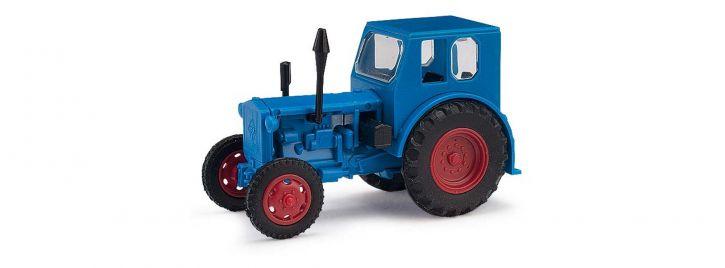 BUSCH 210006401 Traktor Pionier RS01 blau Landwirtschaftsmodell 1:87