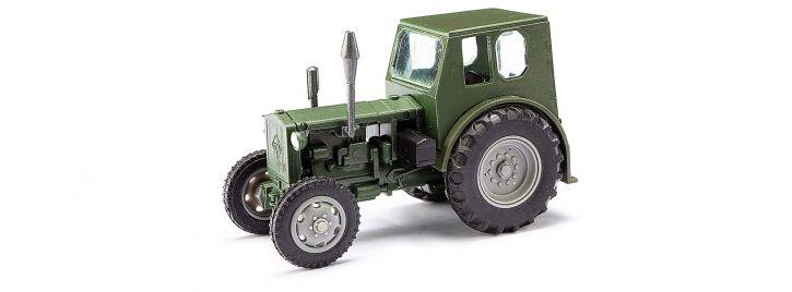 BUSCH 210006402 Traktor Pionier RS01 dunkelgrün Landwirtschaftsmodell 1:87