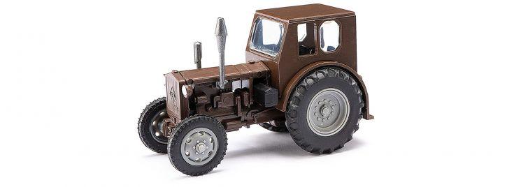 BUSCH 210006405 Traktor Pionier RS01 dunkelbraun Landwirtschaftsmodell 1:87