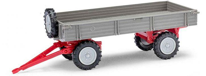 BUSCH Mehlhose 210010205 Anhänger T4 grau Landwirtschaftsmodell 1:87