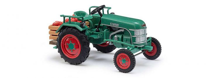 BUSCH 40070 Kramer K11 mit Apfelkiste Landwirtschaftsmodell 1:87