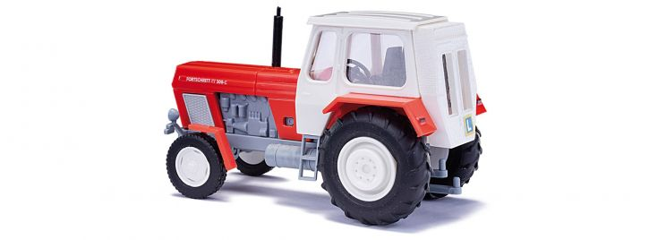 BUSCH 42859 Traktor Fortschritt ZT300 Fahrschule Landwirtschaftsmodell 1:87