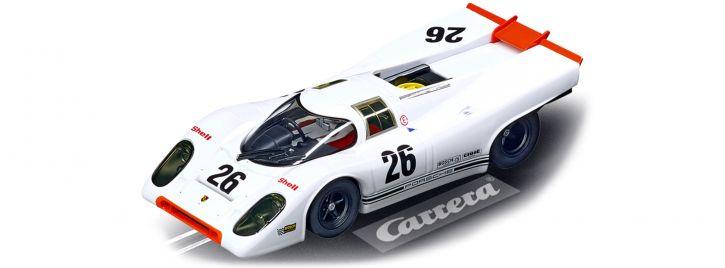 Carrera 27606 Evolution Porsche 917K No.26 | Slot Car 1:32
