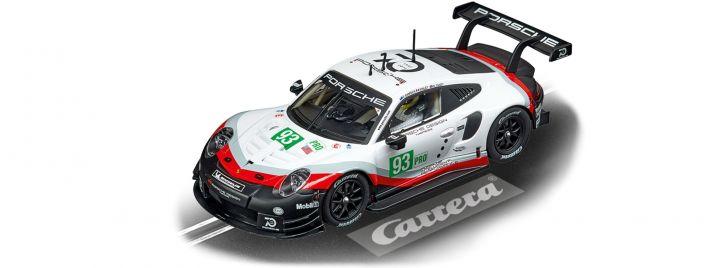 Carrera 20030890 Digital 132 Porsche 911 RSR | GT Team, #93 | Slot Car 1:32
