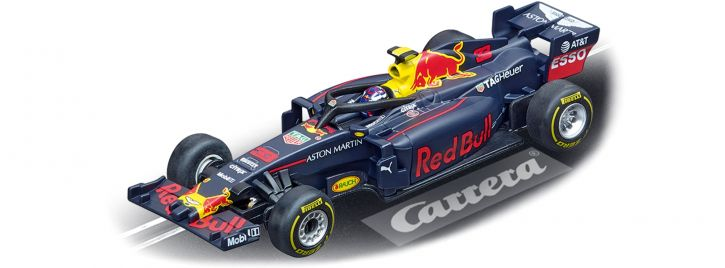 Carrera 41417 Digital 143 Red Bull Racing RB14 | M.Verstappen, No.33 | Slot Car 1:43